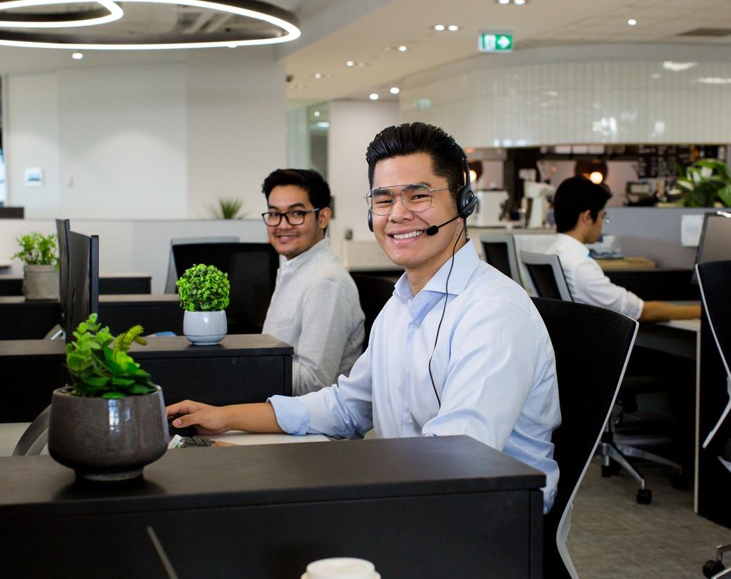 Hire inbound or outbound Call Centre Representatives